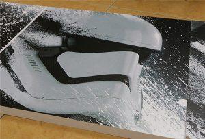 WER-G2513UV ਵੱਡੇਫਾਰਮੈਟ ਯੂਵੀ ਪ੍ਰਿੰਟਰ ਦੁਆਰਾ ਪ੍ਰਿੰਟ ਕੀਤਾ ਬਿਲਬੋਰਡ