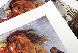 2.5 ਮੀਟਰ (8 ਫੁੱਟ) ਈਕੋ ਸੌਲਰੈਕਟ ਪ੍ਰਿੰਟਰ WER-ES2501 ਦੁਆਰਾ ਛਾਪਿਆ ਹੋਇਆ ਤੇਲ ਕੈਨਵਸ
