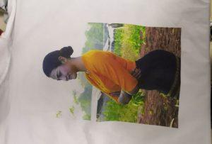 WER-EP6090T ਪ੍ਰਿੰਟਰ ਤੋਂ ਬਰਮਾ ਗਾਹਕ ਲਈ ਟੀ ਸ਼ਰਟ ਪ੍ਰਿੰਟਿੰਗ ਸੈਂਪਲ